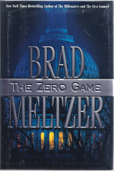 Image for The Zero Game (Meltzer, Brad)