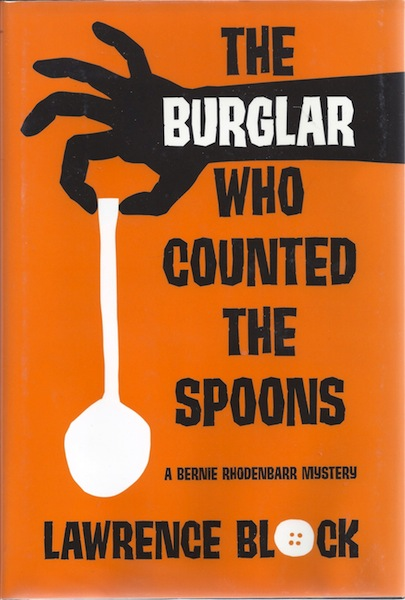 Image for The Burglar Who Counted the Spoons: A Bernie Rhodenbarr Mystery (Bernie Rhodenbarr Mysteries)