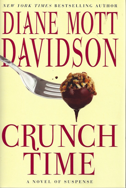 Image for Crunch Time: A Novel of Suspense (Goldy Schulz)