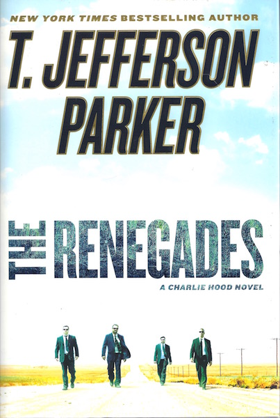 Image for The Renegades: A Charlie Hood Novel