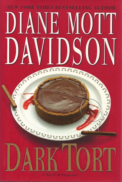 Image for Dark Tort: A Novel of Suspense (Goldy Culinary Mysteries)