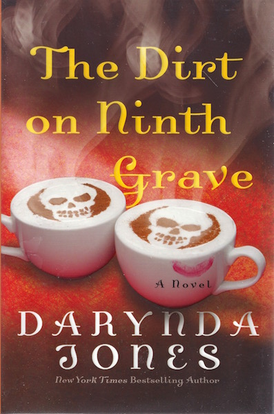 Image for The Dirt on Ninth Grave: A Novel (Charley Davidson Series)