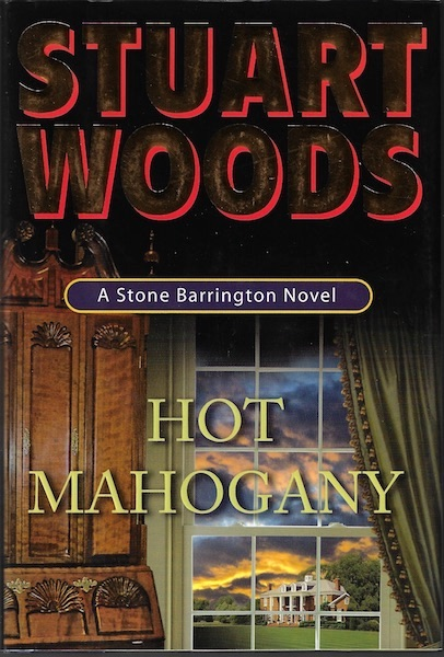 Image for Hot Mahogany: A Stone Barrington Novel