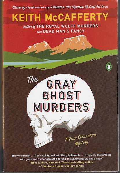 Image for The Gray Ghost Murders: A Sean Stranahan Mystery