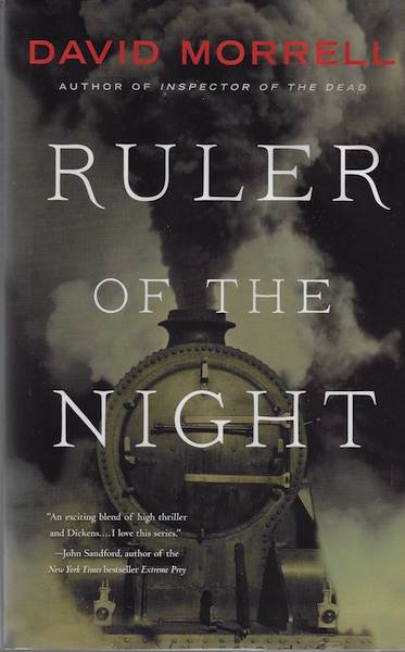 Image for Ruler of the Night (Thomas and Emily De Quincey)