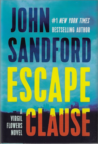 Image for Escape Clause (A Virgil Flowers Novel)