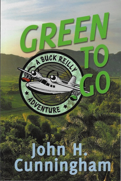 Image for Green to Go (Buck Reilly Adventure Series)