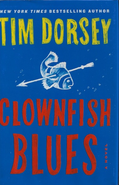 Image for Clownfish Blues: A Novel (Serge Storms)