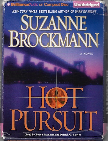 Image for Hot Pursuit (Troubleshooters Series)