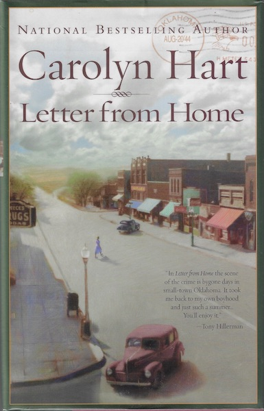 Image for Letter From Home (Hart, Carolyn G)