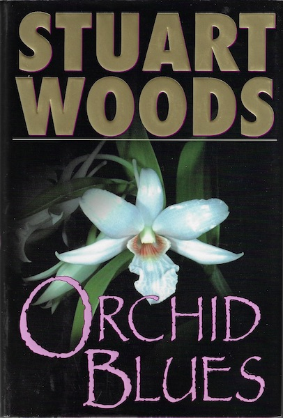 Image for Orchid Blues (Holly Barker Novels)