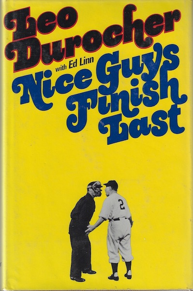 Image for Nice Guys Finish Last