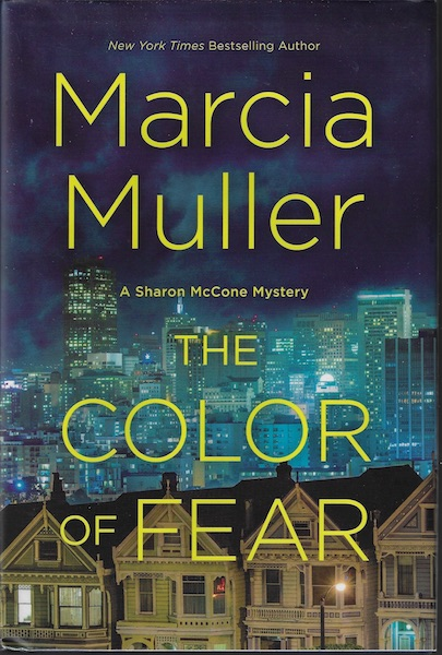 Image for The Color of Fear (A Sharon McCone Mystery)