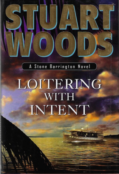 Image for Loitering with Intent (Stone Barrington Novels, No 16)