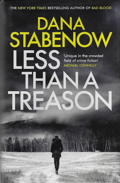 Image for Less than a Treason (Kate Shugak)