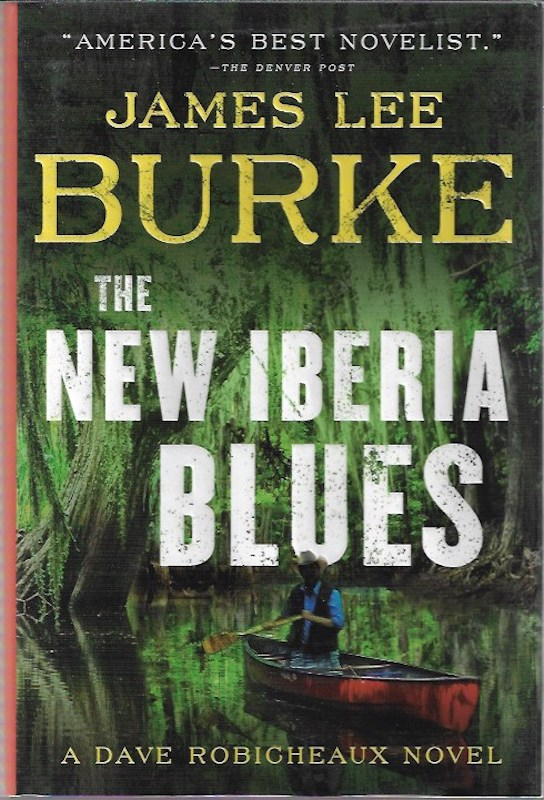 Image for The New Iberia Blues: A Dave Robicheaux Novel SIGNED