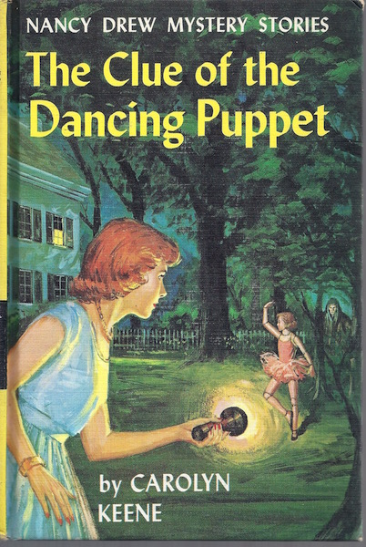 Image for The Clue of the Dancing Puppet #39
