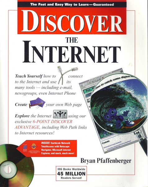 Image for Discover the Internet (Six-Point Discover Series)