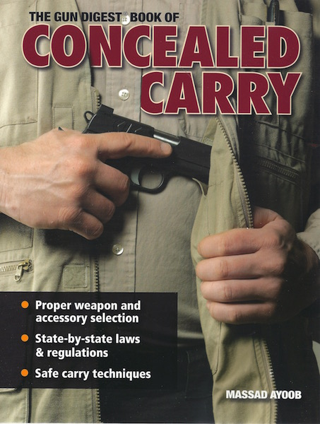 Image for The Gun Digest Book of Concealed Carry