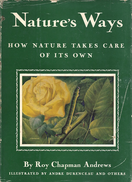 Image for Nature's ways; how nature takes care of its own