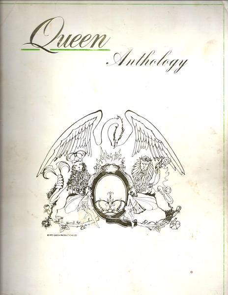 Image for Queen Anthology