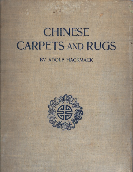 Image for Chinese Carpets and Rugs