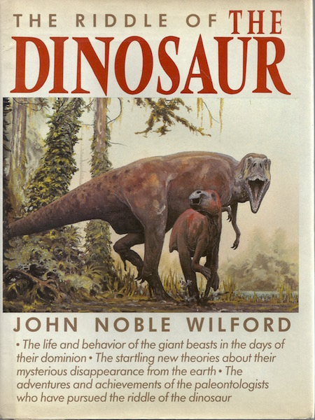 Image for The Riddle of the Dinosaur