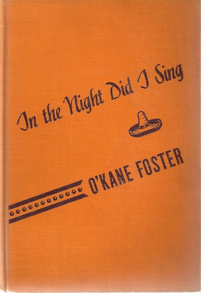 Image for In the night did I sing