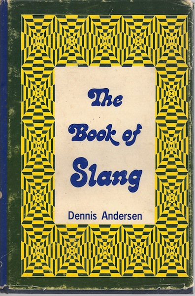 Image for The Book of Slang