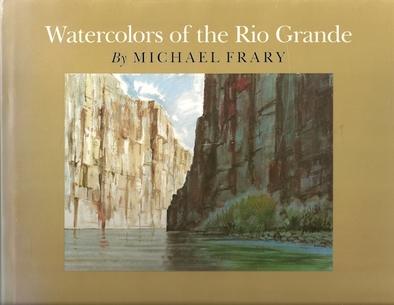 Image for Watercolors of the Rio Grande