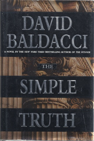 Image for The Simple Truth [Hardcover] by Baldacci, David