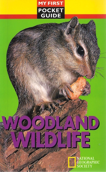 Image for Woodland wildlife (My first pocket guide)