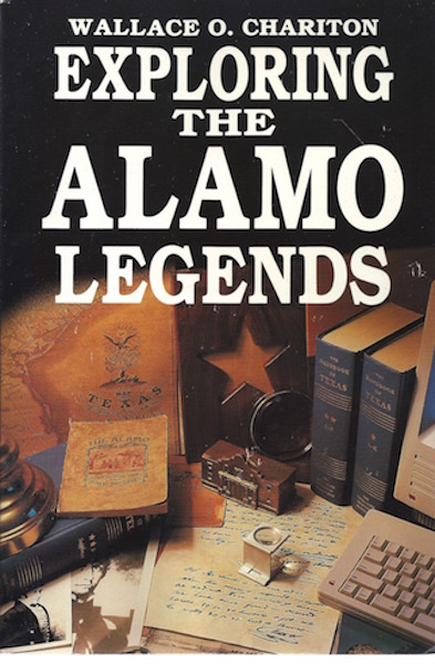 Image for Exploring Alamo Legends