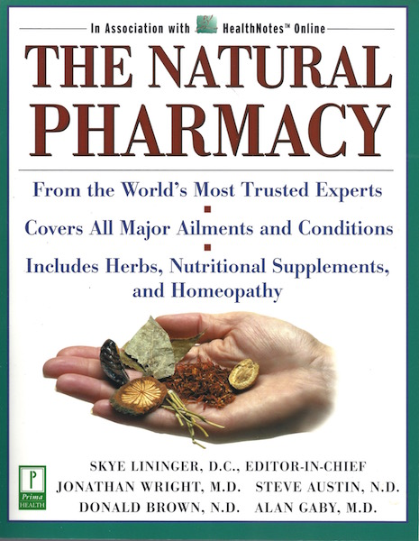 Image for The Natural Pharmacy