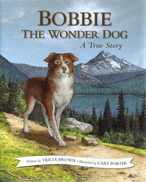 Image for Bobbie the Wonder Dog: A True Story SIGNED