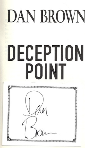 Image for Deception Point [Hardcover] by Brown, Dan