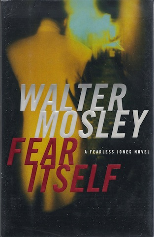 Image for Fear Itself: A Fearless Jones Novel by Mosley, Walter