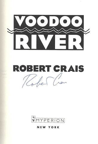 Image for Voodoo River by Crais, Robert