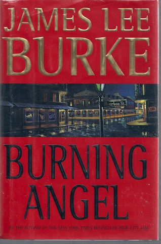 Image for Burning Angel: A Novel (Dave Robicheaux Mysteries) by Burke, James Lee