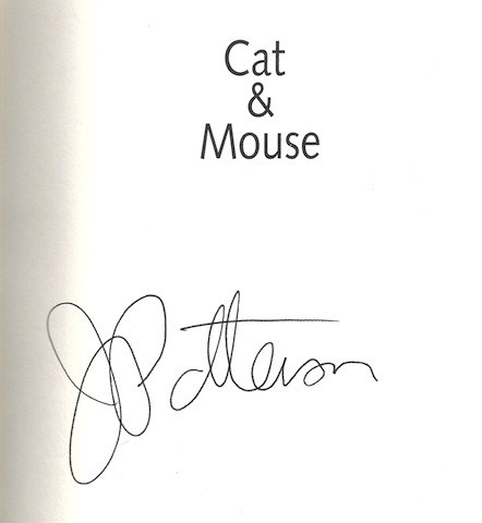 Image for Cat and Mouse (Alex Cross Novels) [Hardcover] by Patterson, James