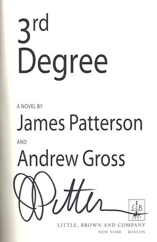 Image for 3rd Degree by Patterson, James; Gross, Andrew