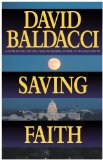 Image for Saving Faith by Baldacci, David