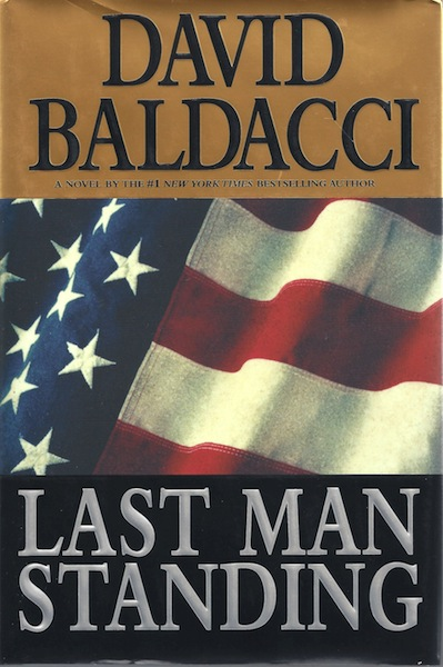Image for Last Man Standing David Baldacci SIGNED