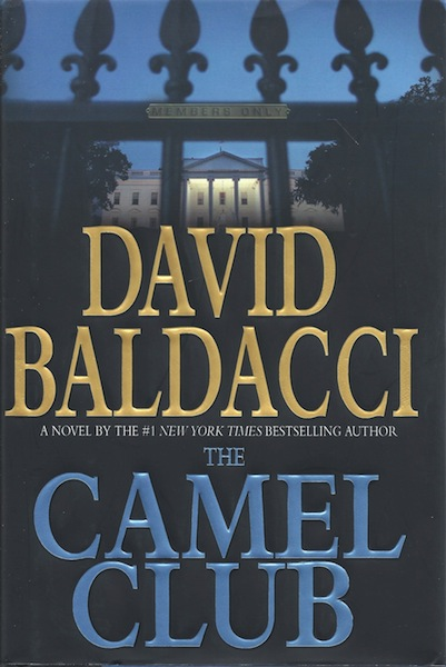Image for The Camel Club [Hardcover] by Baldacci, David
