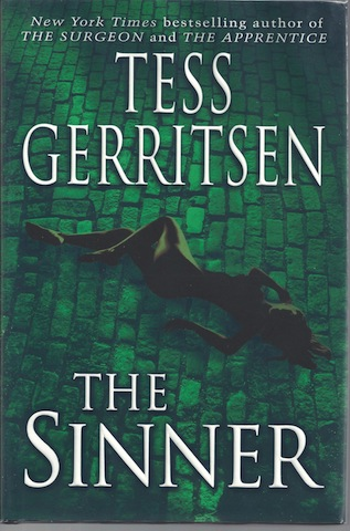 Image for The Sinner [Hardcover] by Gerritsen, Tess