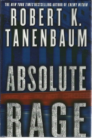 Image for Absolute Rage [Hardcover] by Tanenbaum, Robert K.
