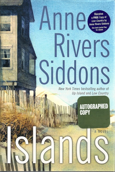 Image for Islands [Hardcover] by Siddons, Anne Rivers