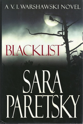 Image for Blacklist: A V.I. Warshawski Novel by Paretsky, Sara