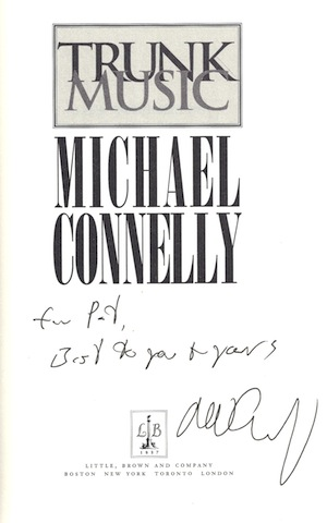 Image for Trunk Music (Harry Bosch) by Connelly, Michael