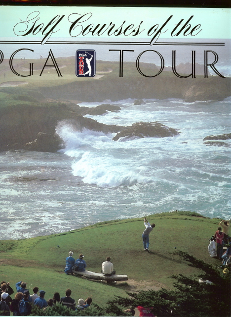 Image for Golf Courses of the PGA Tour - [Hardcover] by George Peper -